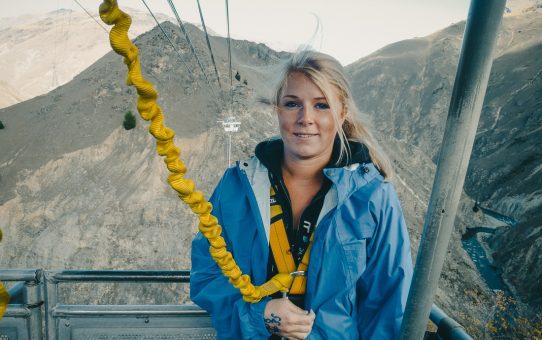 Bungyjump i Queenstown – om att hoppa ut från 134 meter