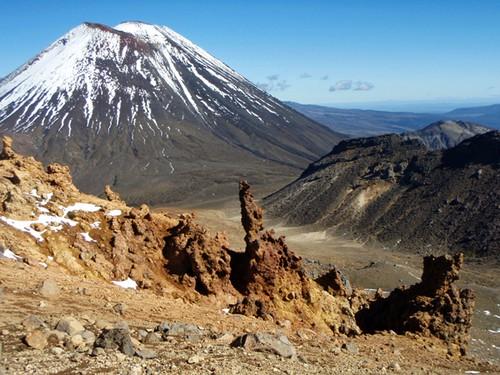 TONGARIRO ALPINE CROSSING – One of the world's best one day walks
