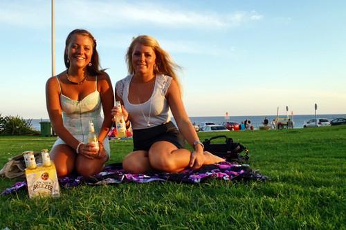 Sommar i Sydney