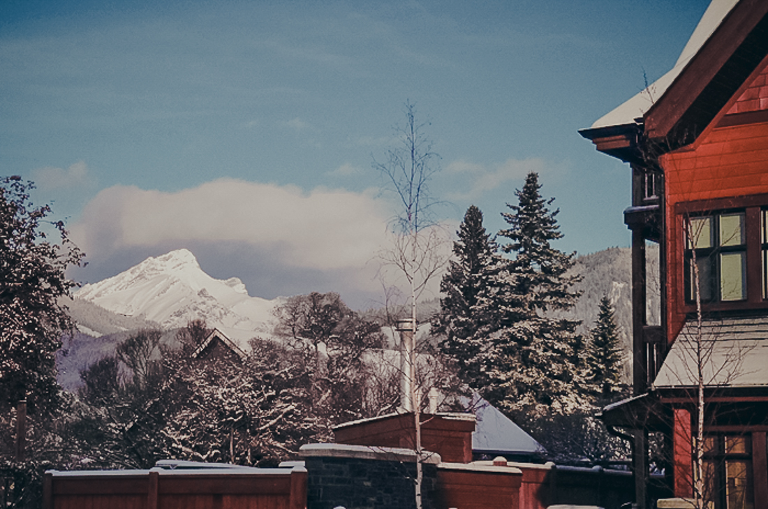Kontrakt på boende i Banff inom 24 timmar