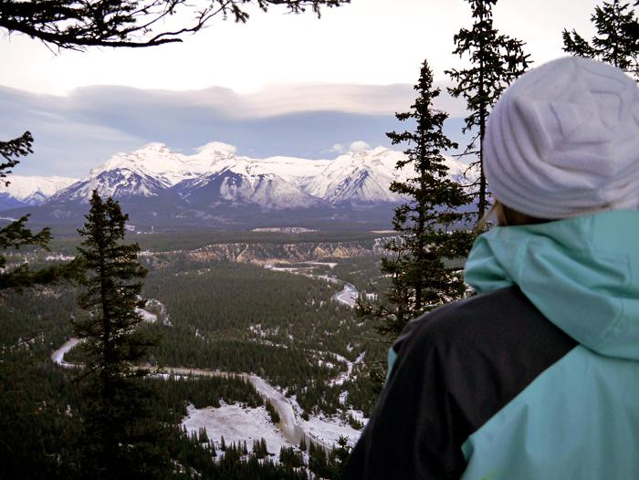 En vecka i Banff – fortfarande inget jobb