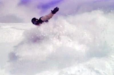 It's winter in Banff again