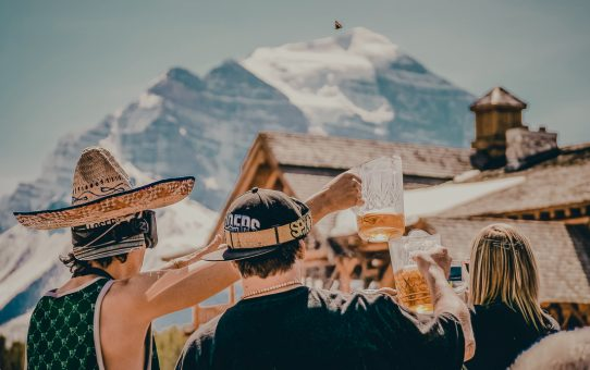 Bästa after skin i Banff – Ruckus in the rockies