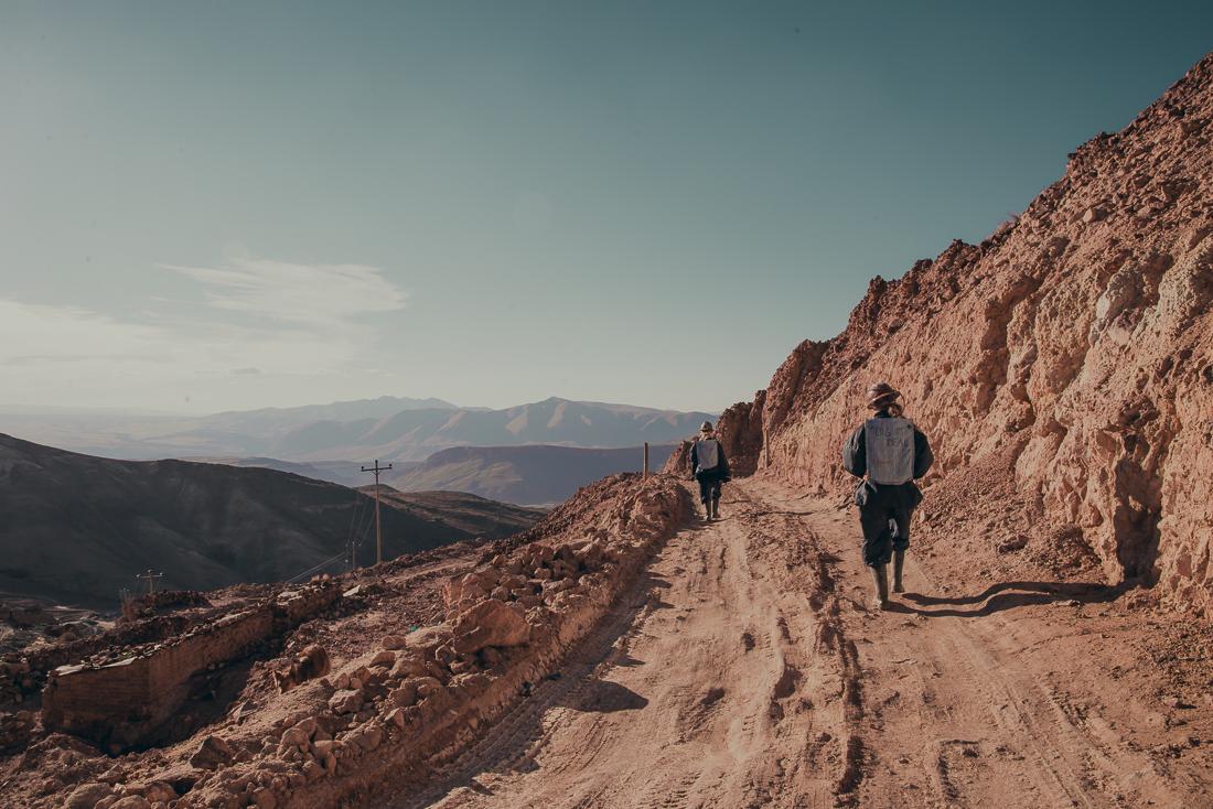 Hur höjden påverkar oss i Potosi - en av världens högst belägna städer