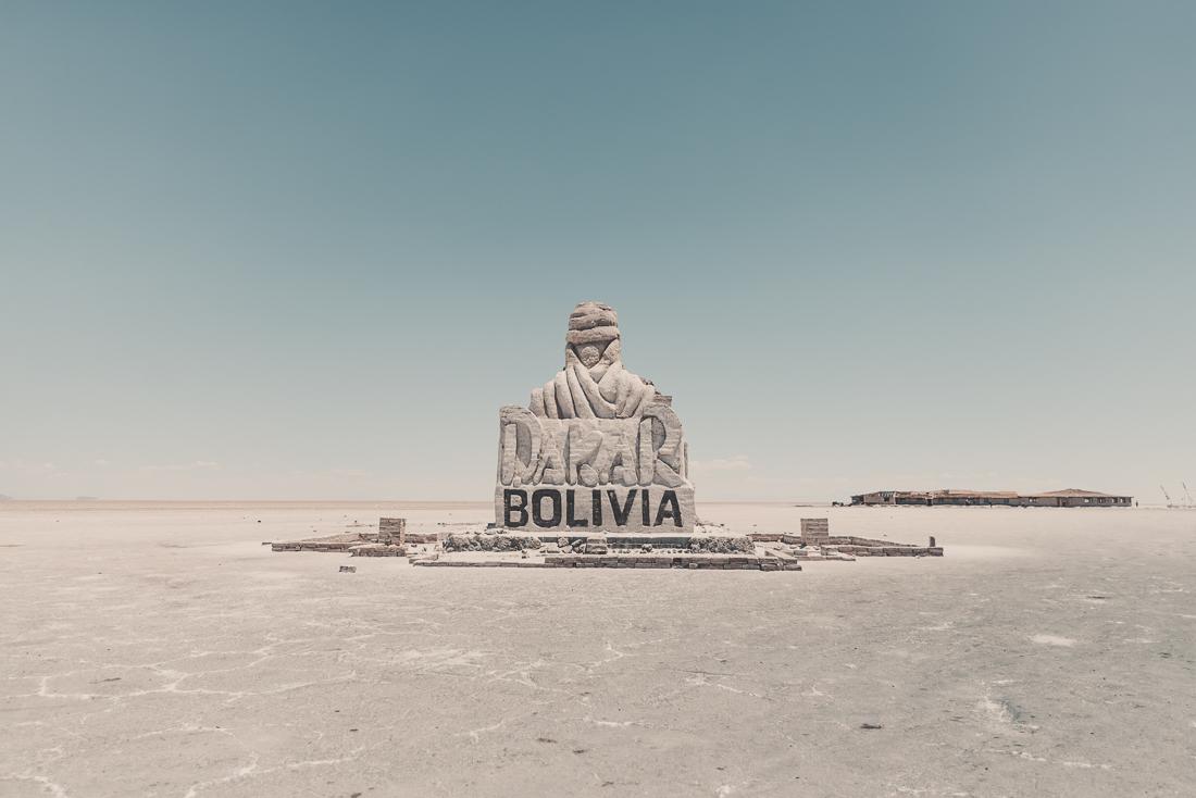 Mot Bolivia - nu åker vi!