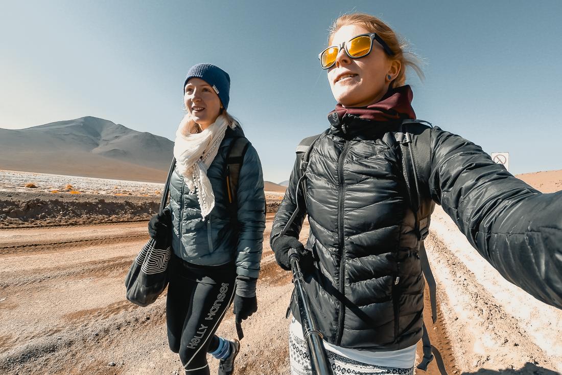Oförberedda för det bolivianska klimatet - svårt att planera och vad får vi inte missa?