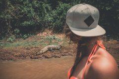 Djungelsafari i Amazonas – simma med kajmaner och rosa delfiner i regnskogen