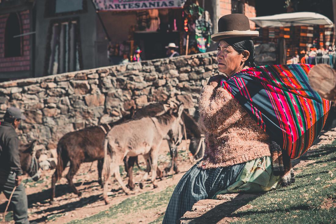 Historien bakom den bolivianska hatten