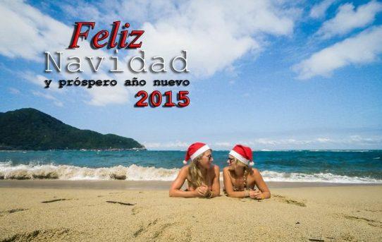 Fira jul på Bocas del Toro