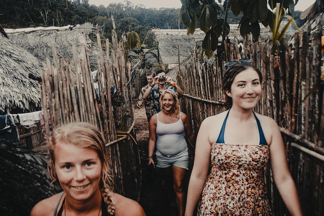 Fast i den farliga provinsen Darién Gap - om hur du inte seglar från Colombia till Panama – del 3
