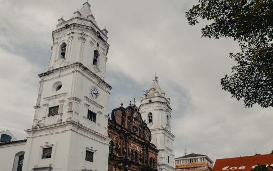 Panama City: Panamakanalen och Casco Viejo