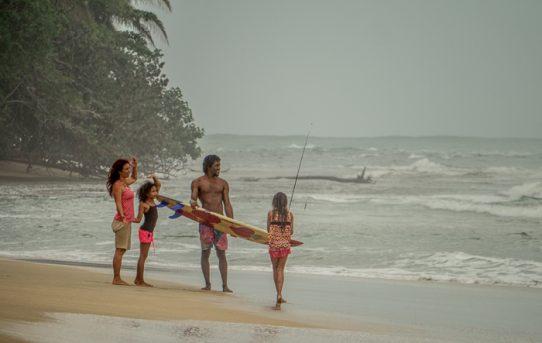 Rastafarikultur i Puerto Viejo – om att bo på hostel med mycket droger