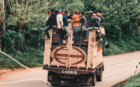 Cobán till Flores – om att transportera sig i Centralamerika