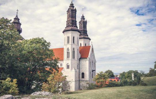 Bröllop i Visby – Herr och fru Pellbring