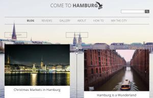 Weekend in Hamburg