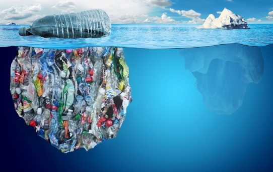 More than 8 million tons of plastic are dumped into the ocean – every day!