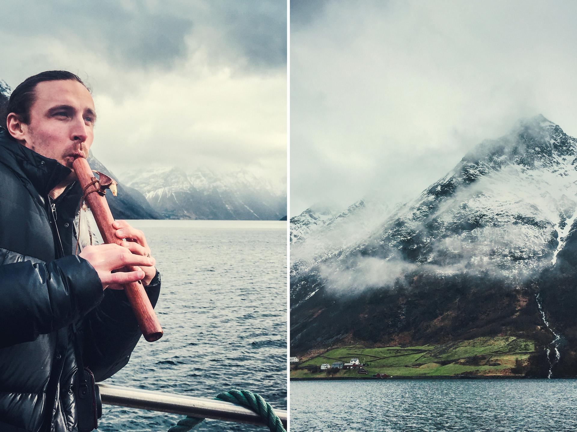 Fjord Adventures | Skårasalen ski and sail Norway