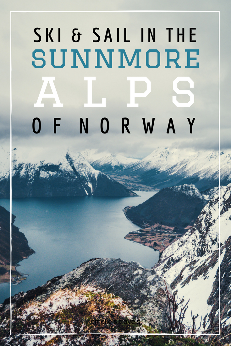 Ski and sail in the Sunnmore Alps of norway | blaeja
