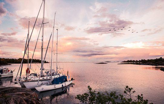 Blåsig sommar – Braka & Ostholmen