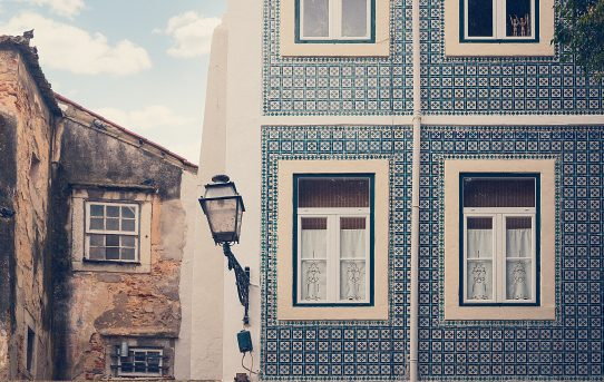 Lissabon – staden med vackert mönstrade kakel i alla dess former