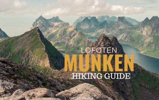 The hiking guide to Munken in Lofoten