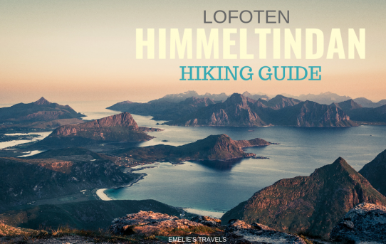 Hiking Guide for Himmeltindan in Lofoten