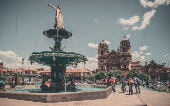 Cusco – anhalten före och efter Machu Picchu