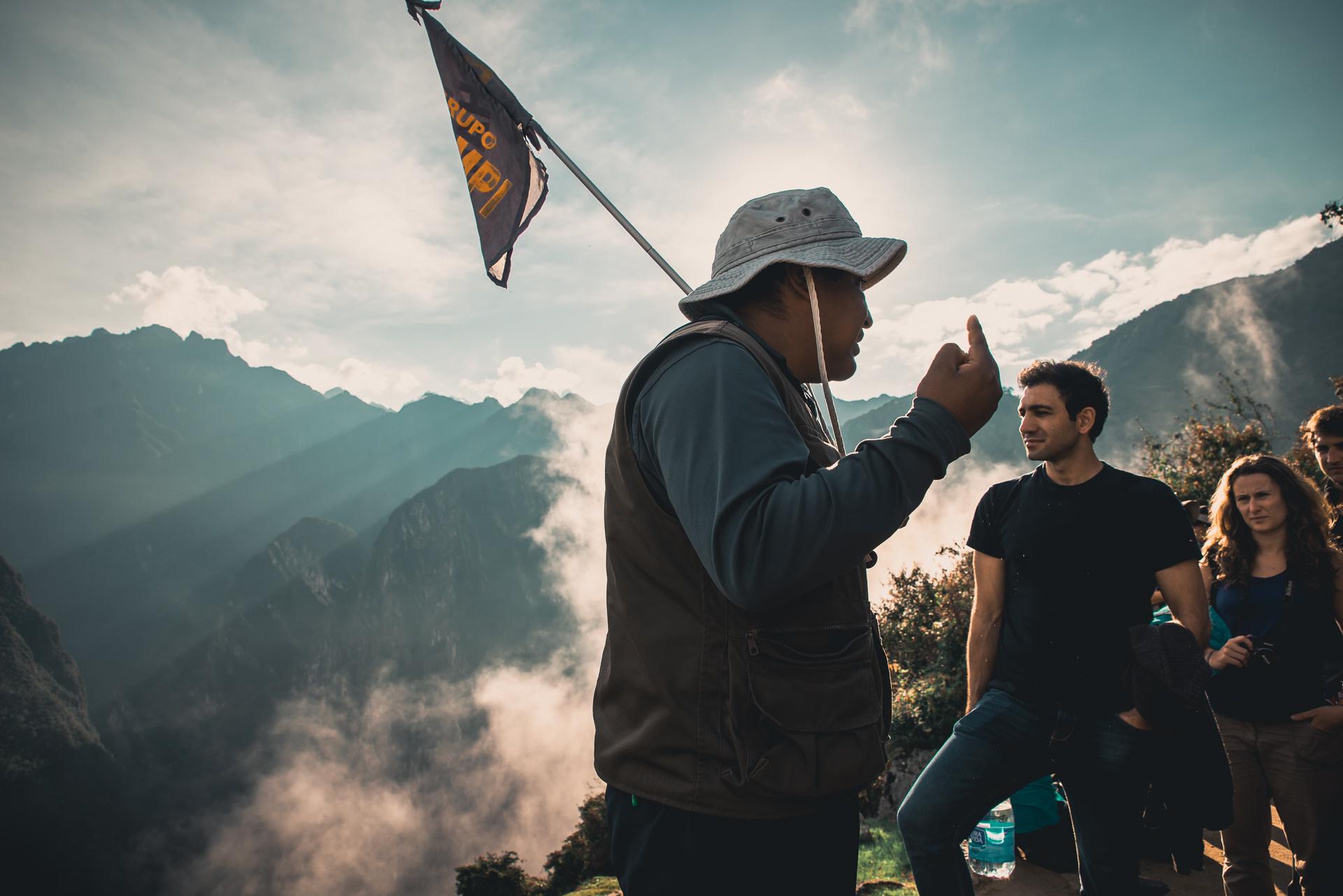 Turistfälla - kan du strunta i att besöka Machu Picchu?
