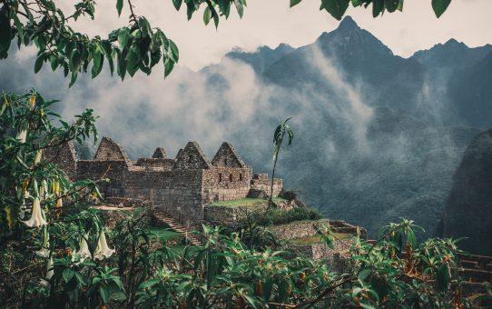 Den försvunna staden Machu Picchu – ett av världens sju underverk