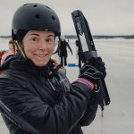 Tavelsjörännet – 32 km skidskolopp i motvind