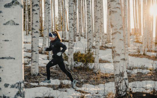 Löpning i ljusare tider & mer taggad med pulsklocka