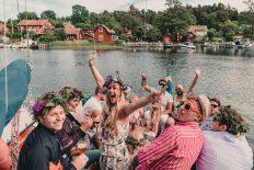 Så firar du midsommar på bästa sätt i Stockholms skärgård