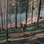 Isälvsleden – helgens höstvandring