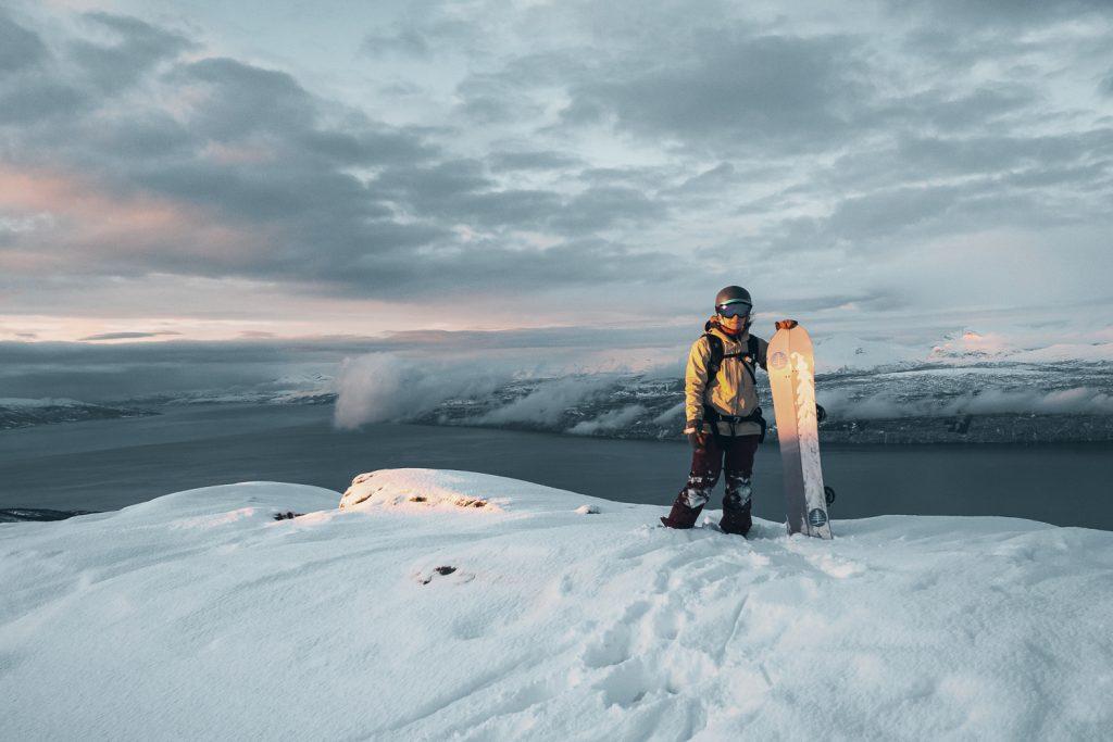 Topptur på Narvikfjellet