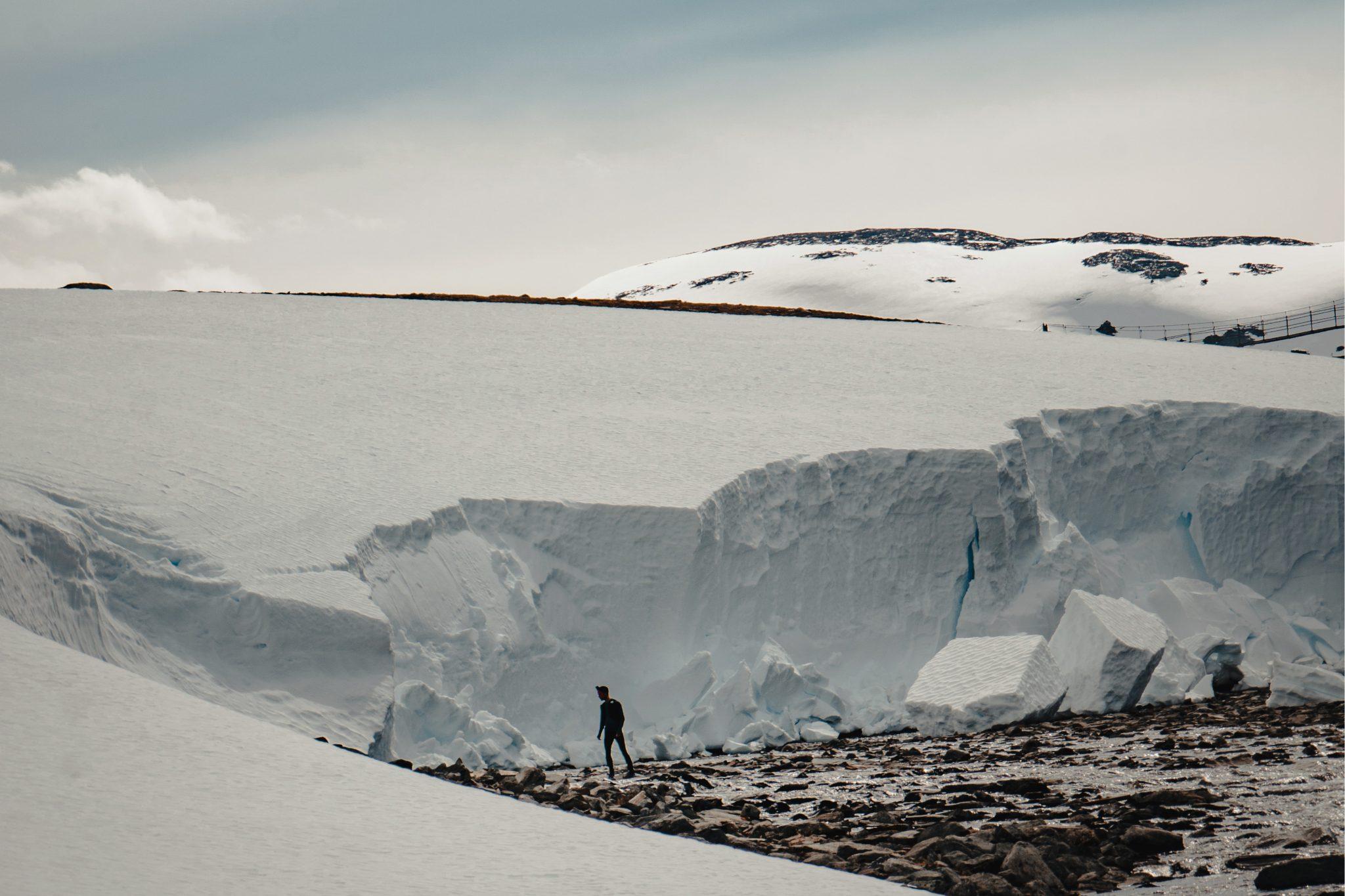 Guide: Kungsleden Traillöpning från Vakkotavare till Abisko, 11 mil